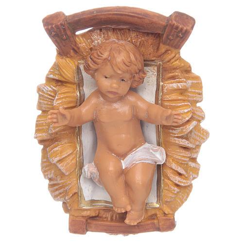 Enfant Jésus pour crèche de 9,5 cm Fontanini 1