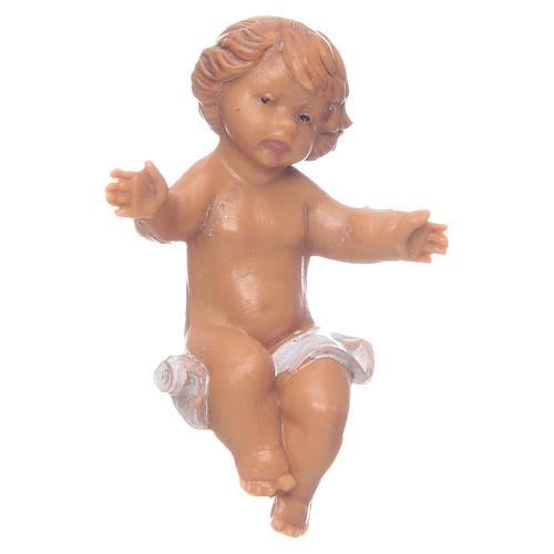 Enfant Jésus pour crèche de 9,5 cm Fontanini 2