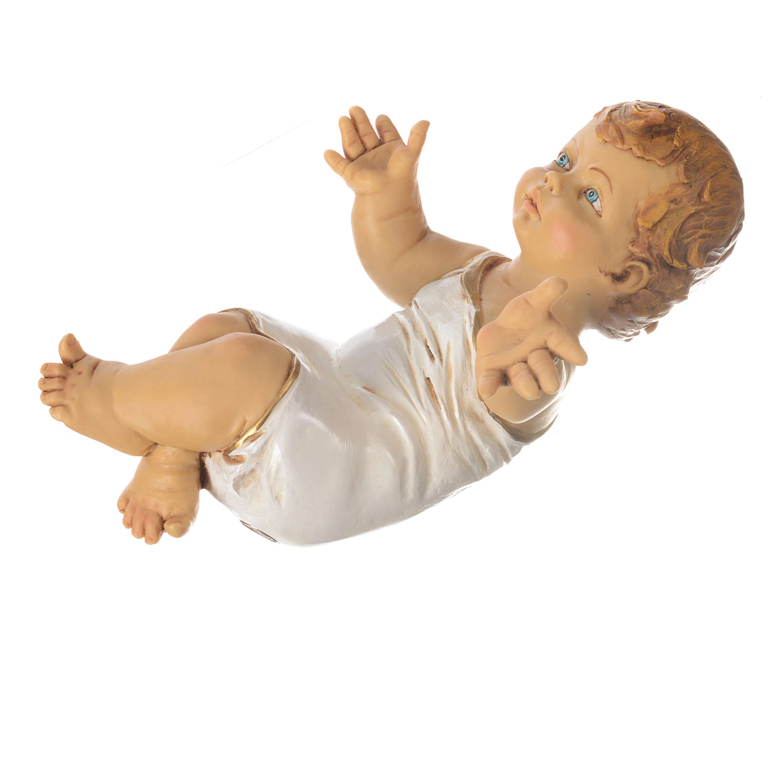 Bambin Gesù presepe 85 cm Fontanini resina 3