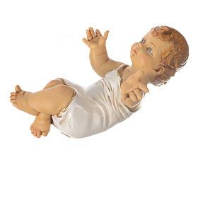 Bambin Gesù presepe 85 cm Fontanini resina s2