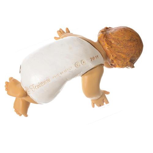 Bambin Gesù presepe 85 cm Fontanini resina 4
