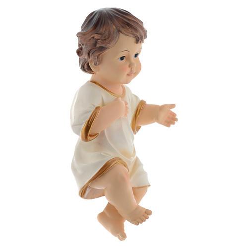 Resin Baby Jesus 34 cm 3