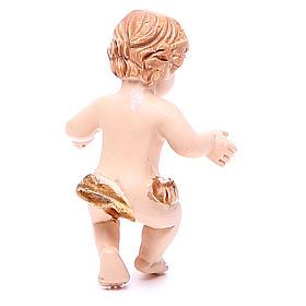 Statuetta Bambinello 4,5 cm resina s2