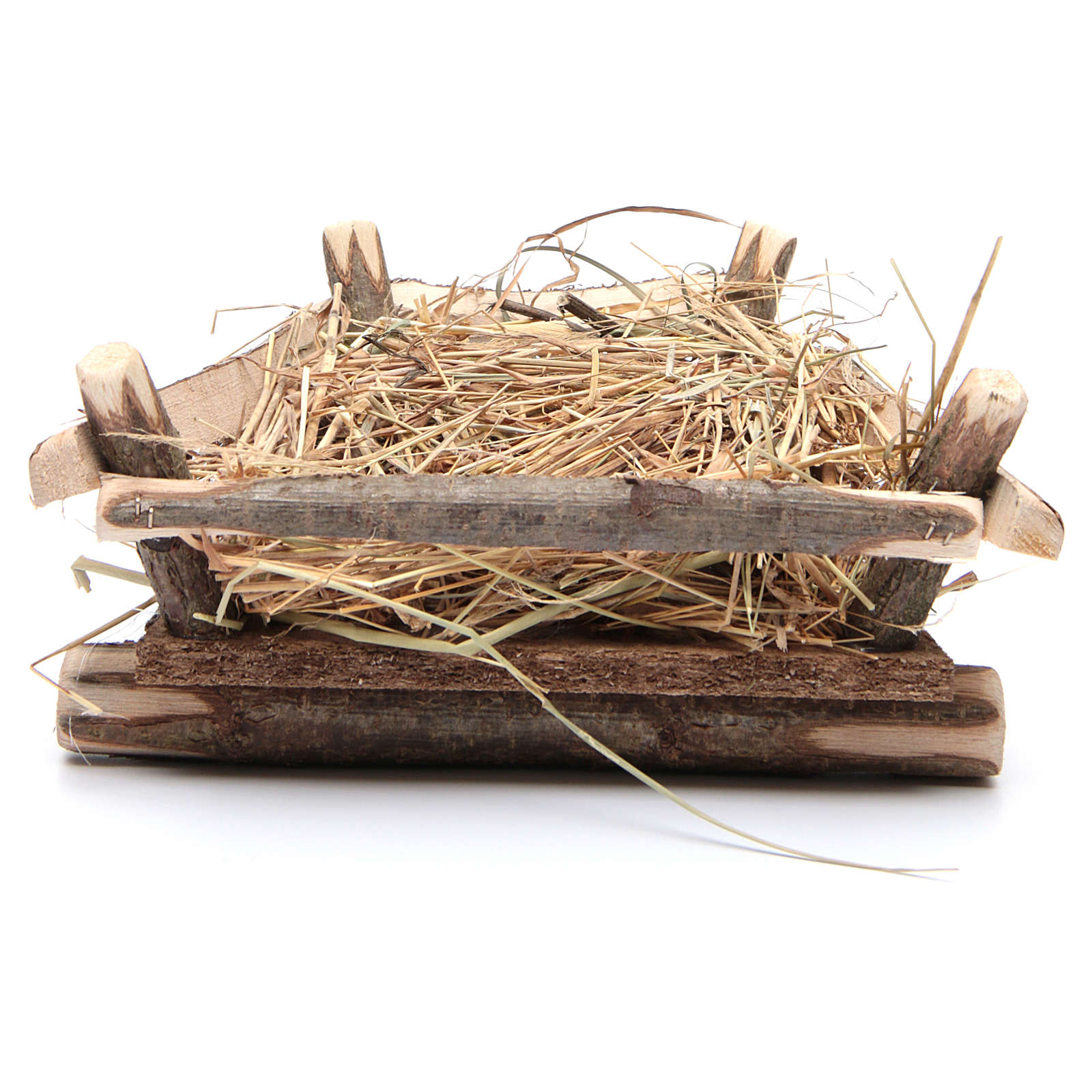 Berceau pour Enfant Jésus crèche de 52 cm Fontanini 4