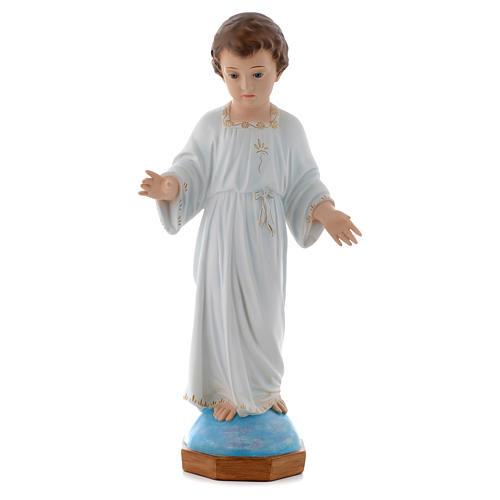 Baby Jesus Holy Childhood figurine 75cm by Landi with crystal eyes 1
