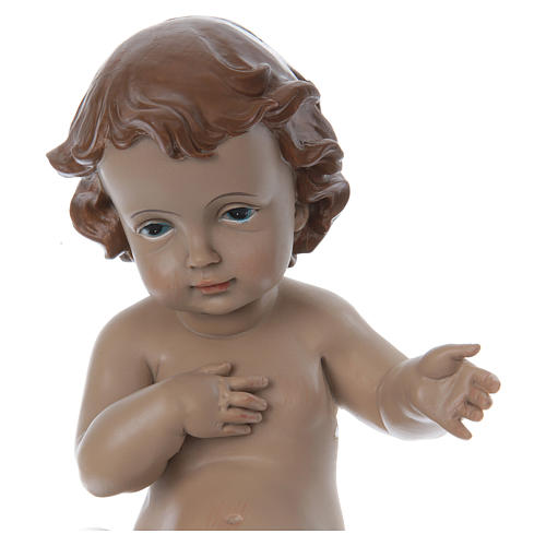 Kid Jesus statue, actual height 22 cm in resin 2