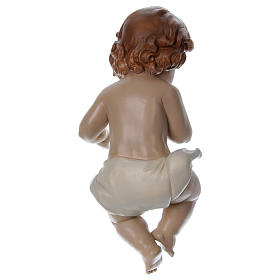 Young Child with Drape in Resin actual height 33 cm s3