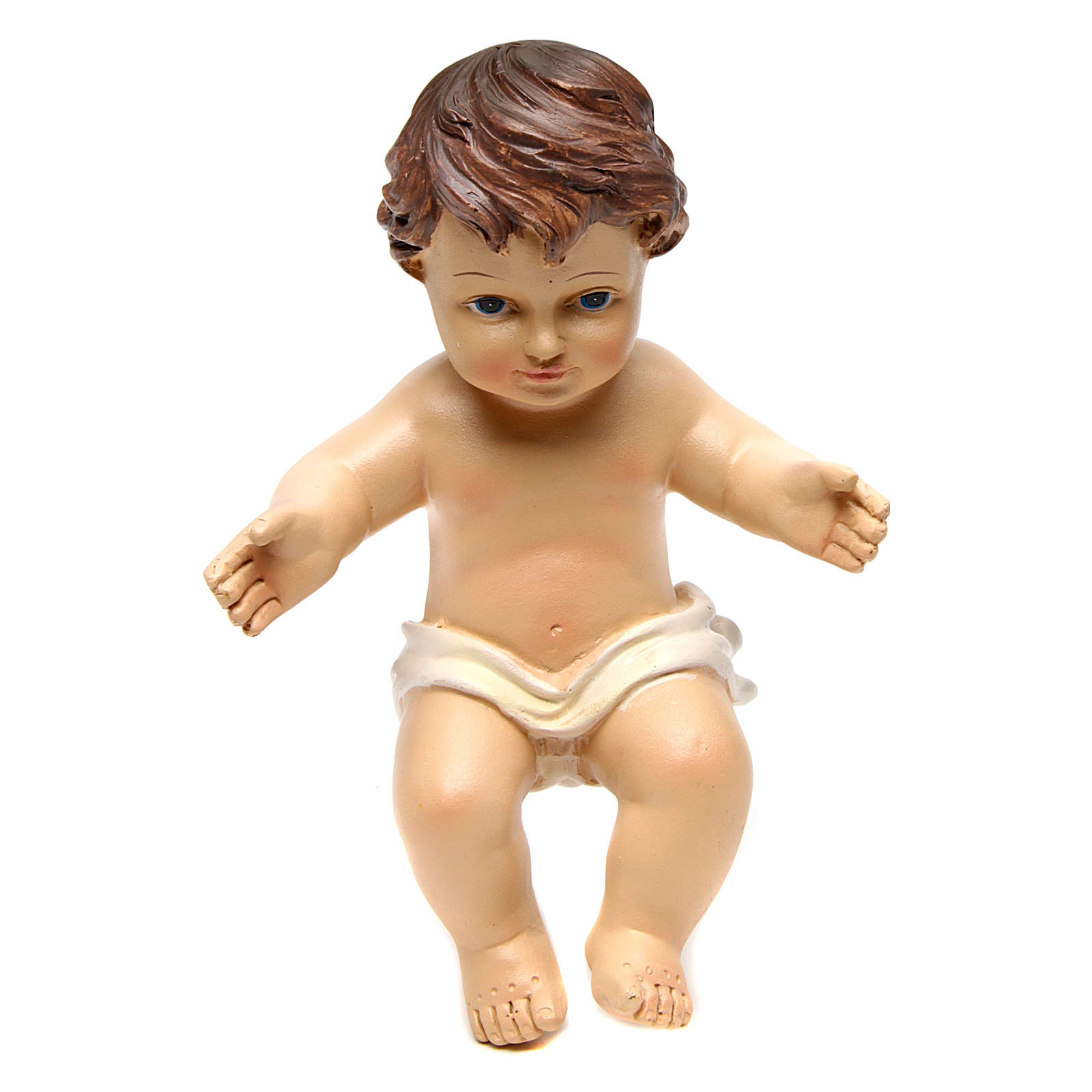Child Jesus Figure real h 16 cm Resin 3