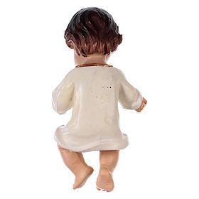 Menino Jesus bebé 8,5 cm resina s2