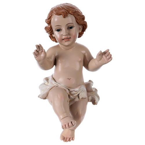 Statua Bambinello h reale 21 cm resina 1