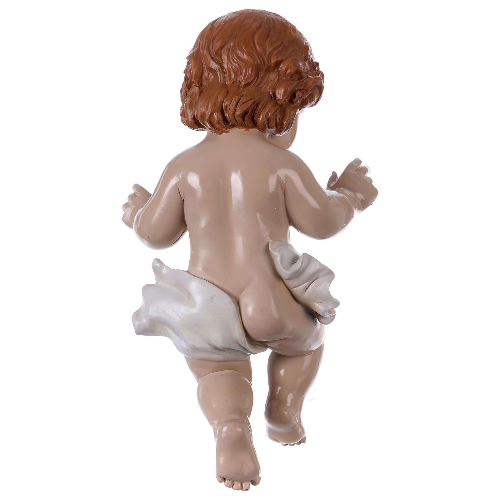 Dzieciątko Jezus figura do szopki h rzeczywista 30 cm żywica 3