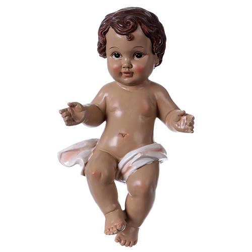 Baby Jesus statue in resin 30 cm 1