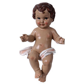 Niño Jesús 30 cm estatua de resina s1