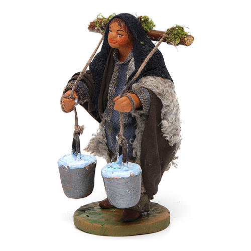 Nativity set accessory Water carrier 10 cm 2