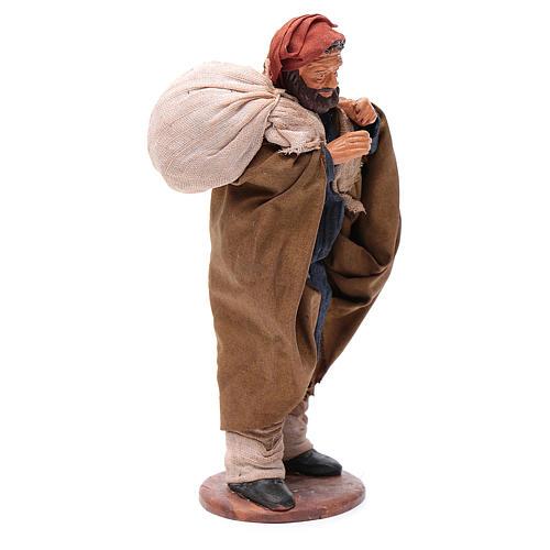 Carbonaio con sacco 14 cm 4