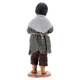 Child with ball,  nativity scene figurine 14 cm s4