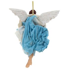 Neapolitan nativity figurine, Angel 30cm s4