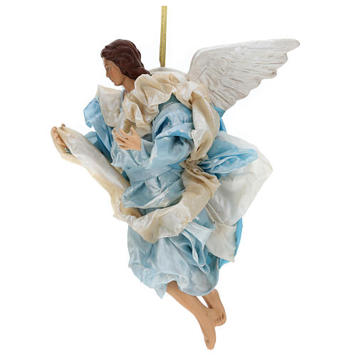 Neapolitan nativity figurine, Angel 30cm 2