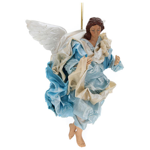 Neapolitan nativity figurine, Angel 30cm 3
