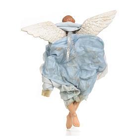 Neapolitan nativity figurine, Angel 30cm s2