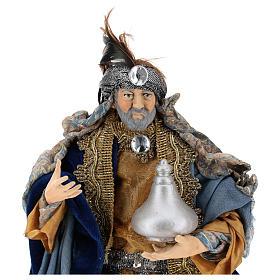 Neapolitan figurines, the Magi 30cm s2