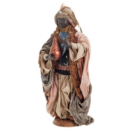Neapolitan figurines, the Magi 30cm 8