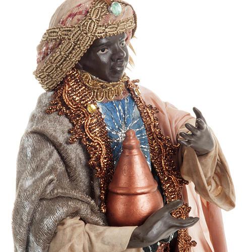 Neapolitan figurines, the Magi 30cm 9