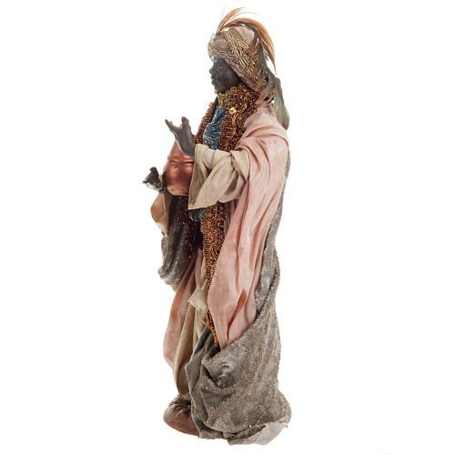 Neapolitan figurines, the Magi 30cm 10