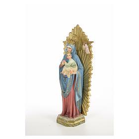 Neapolitan nativity figurine, bagpiper 18cm s7
