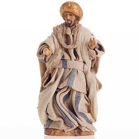 Santon crèche Napolitaine 8 cm homme Arabe s1