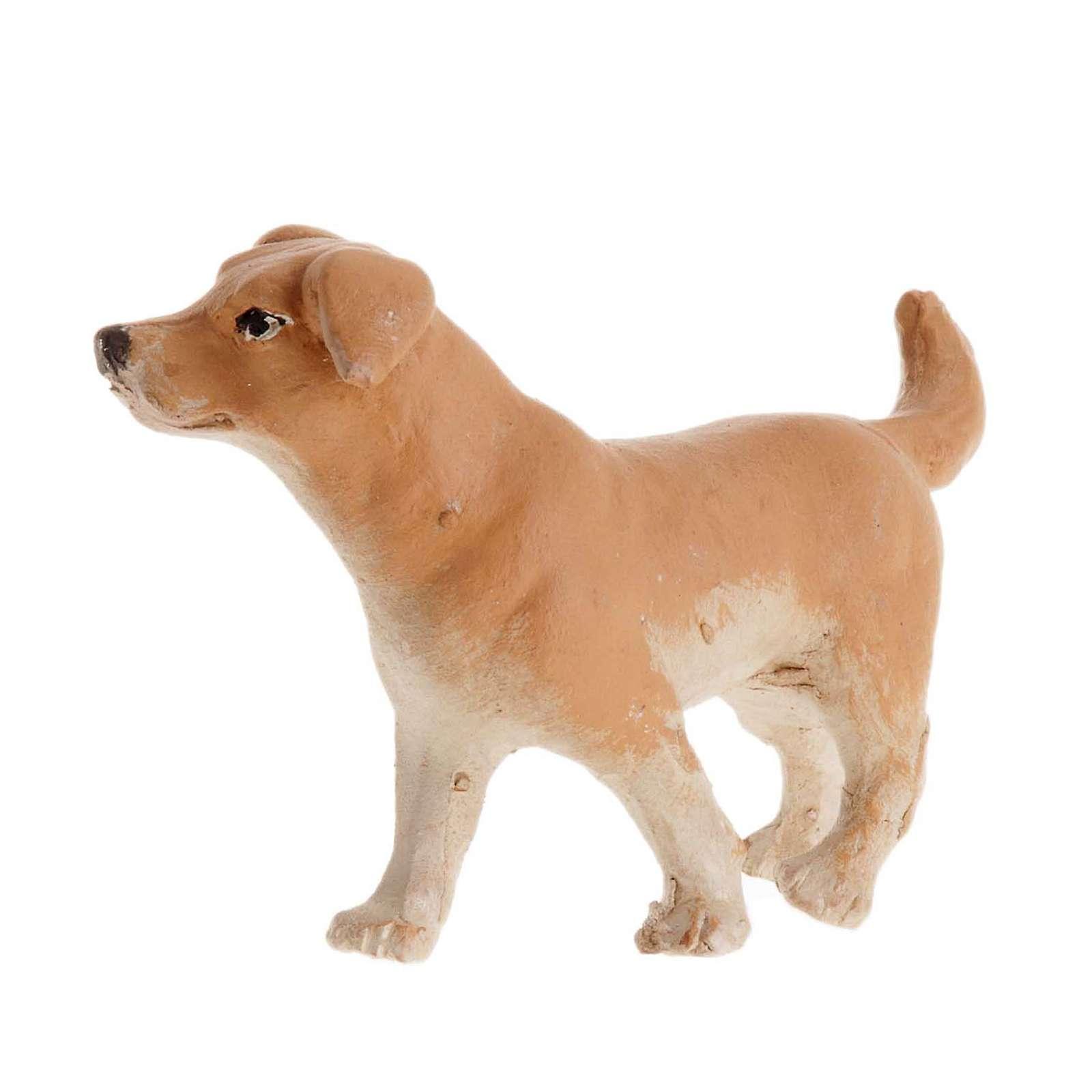 Perro 14 cm. belén napolitano 4