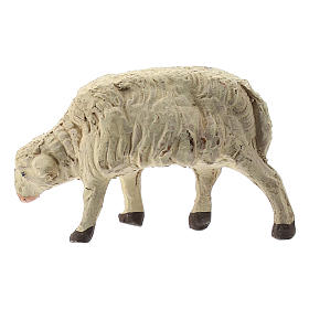 Neapolitan Nativity figurine, sheep 12cm s2