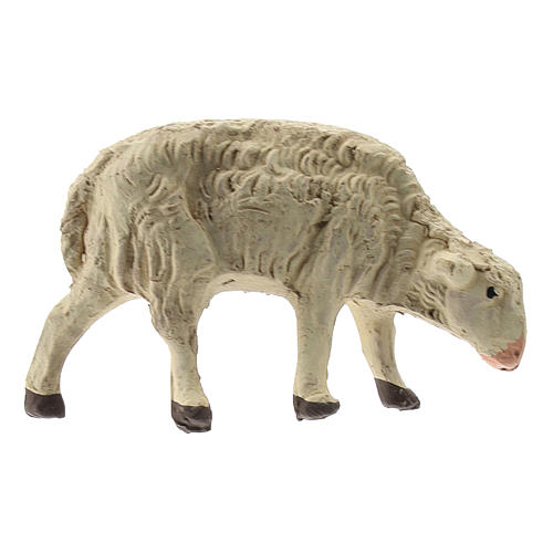 Neapolitan Nativity figurine, sheep 12cm 1