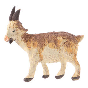 Neapolitan Nativity figurine, Little goat 8cm s1