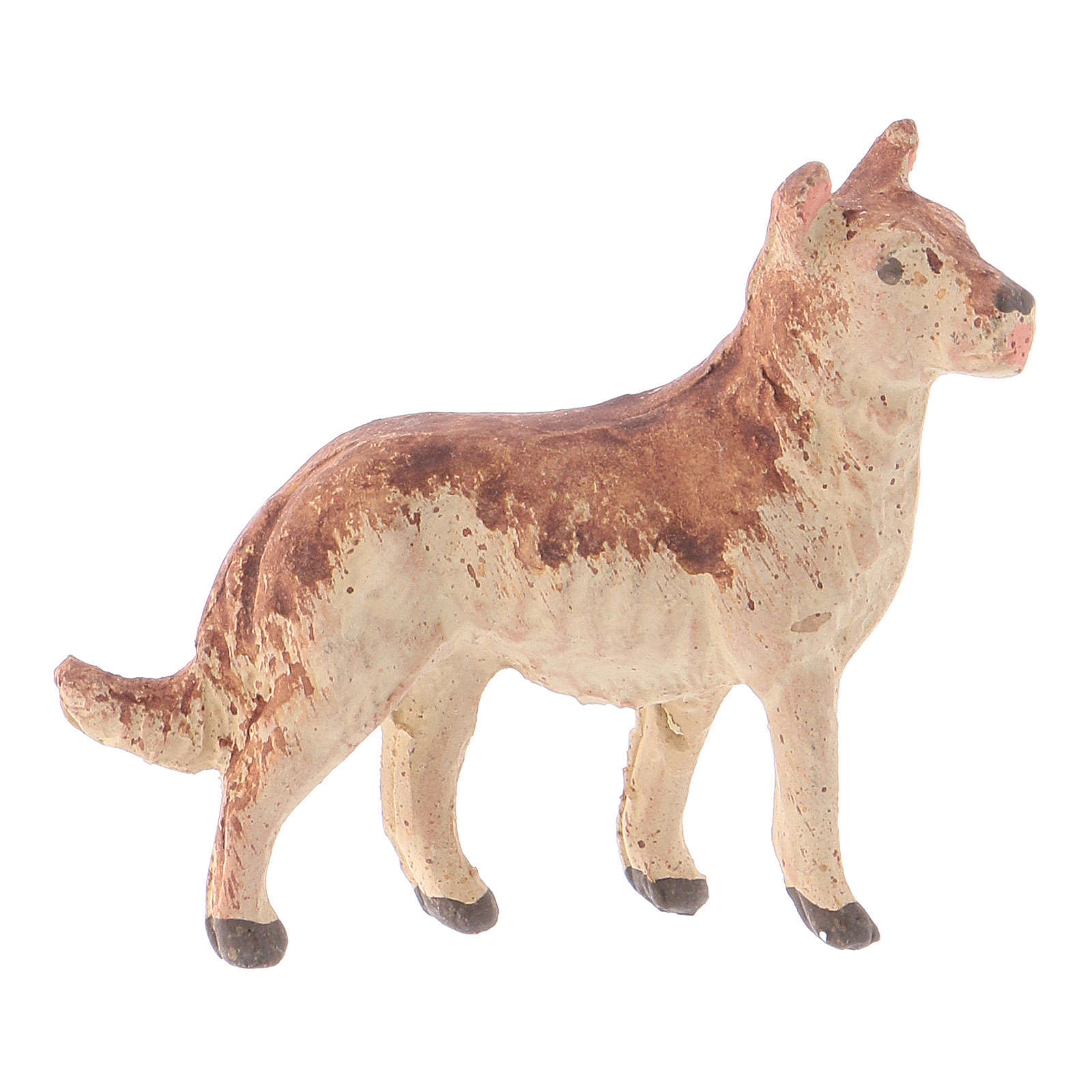 Perro 8cm. belén napolitano 4