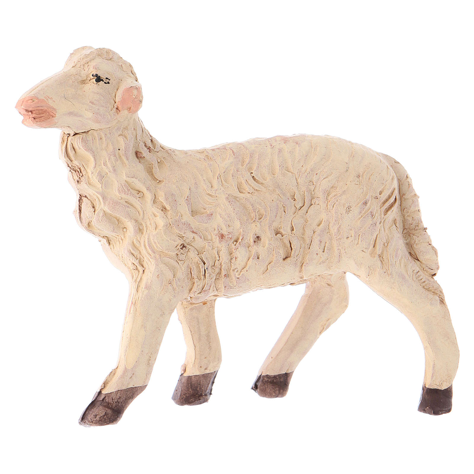 Neapolitan Nativity figurine, Sheep 14cm 4