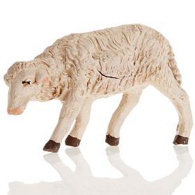 Neapolitan Nativity figurine, Sheep 14cm s1