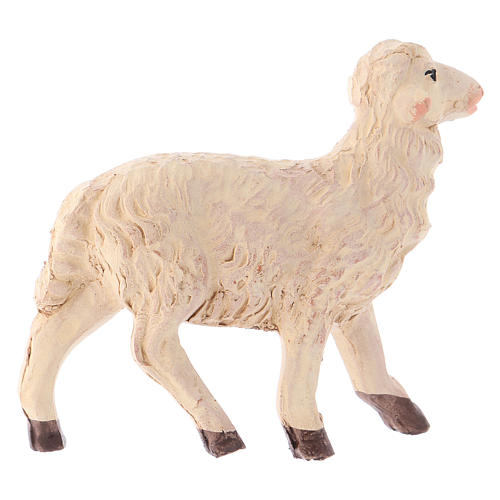 Neapolitan Nativity figurine, Sheep 14cm 2