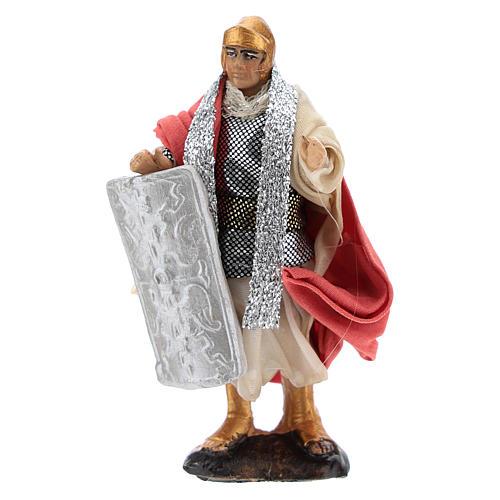 Neapolitan Nativity figurine, Warrior 8cm 1