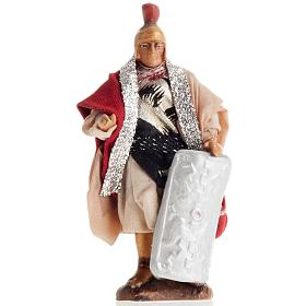 Neapolitan Nativity figurine, Warrior 8cm s1