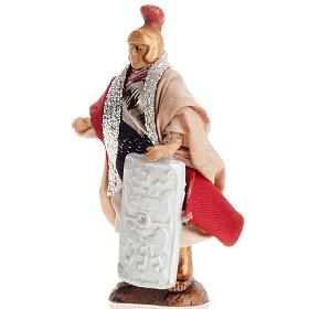 Neapolitan Nativity figurine, Warrior 8cm s2