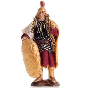 Santon crèche Napolitaine 8 cm soldat romain s1