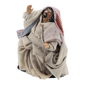 Neapolitan Nativity figurine, Arabian 8cm s2