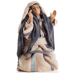 Neapolitan Nativity figurine, Arabian 8cm s1