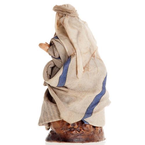 Árabe sentado 8 cm. belén napolitano 2