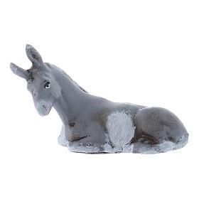 Buey y burro 8 cm. belén napolitano s2