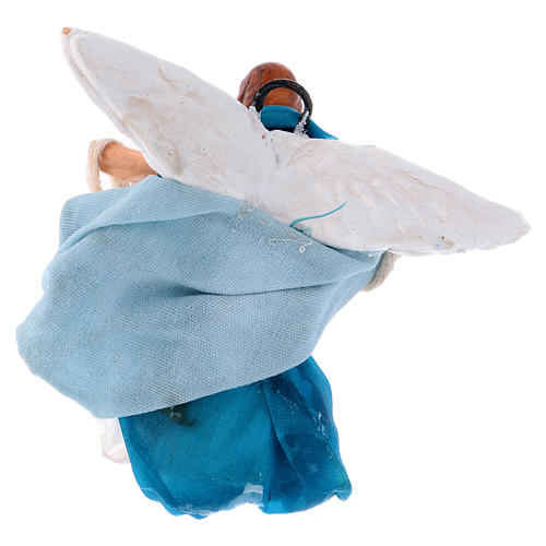 Neapolitan Nativity figurine, Angel 8cm 2