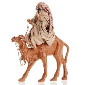 Árabe con camello 8 cm. belén napolitano s2