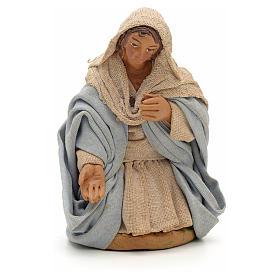 Vierge Marie crèche Napolitaine 10 cm s4