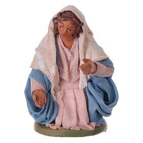 Madonna 10 cm presepe napoletano s13
